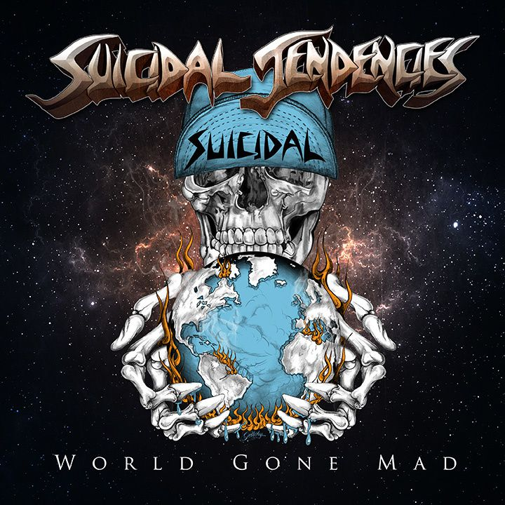 New SUICIDAL TENDENCIES album in September