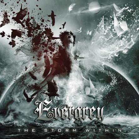 """CD review EVERGREY """"The Storm Within"""""""