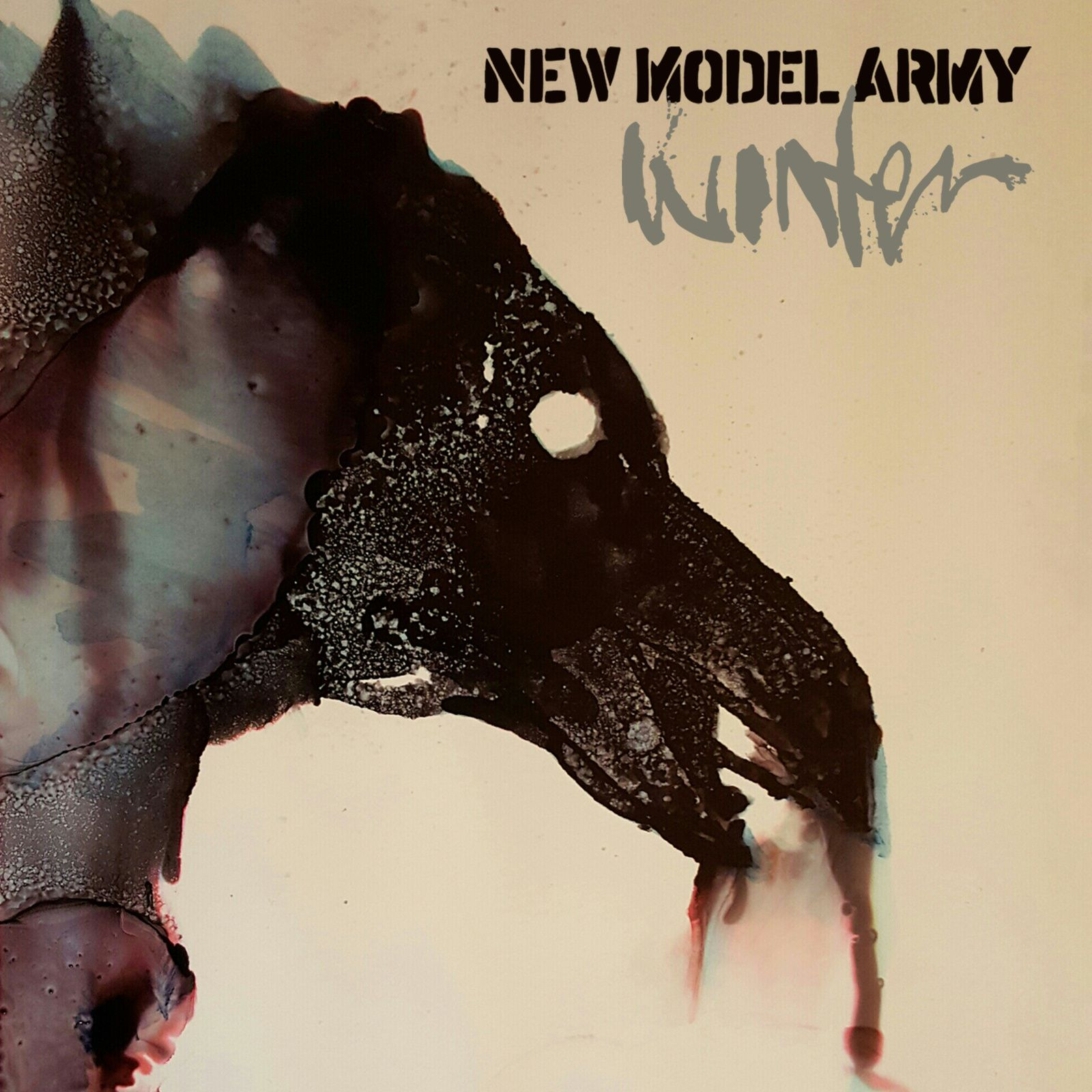 """CD review NEW MODEL ARMY """"Winter"""""""