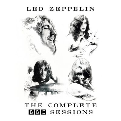 """LED ZEPPELIN'S """"The Complete BBC Sessions"""" announced"""