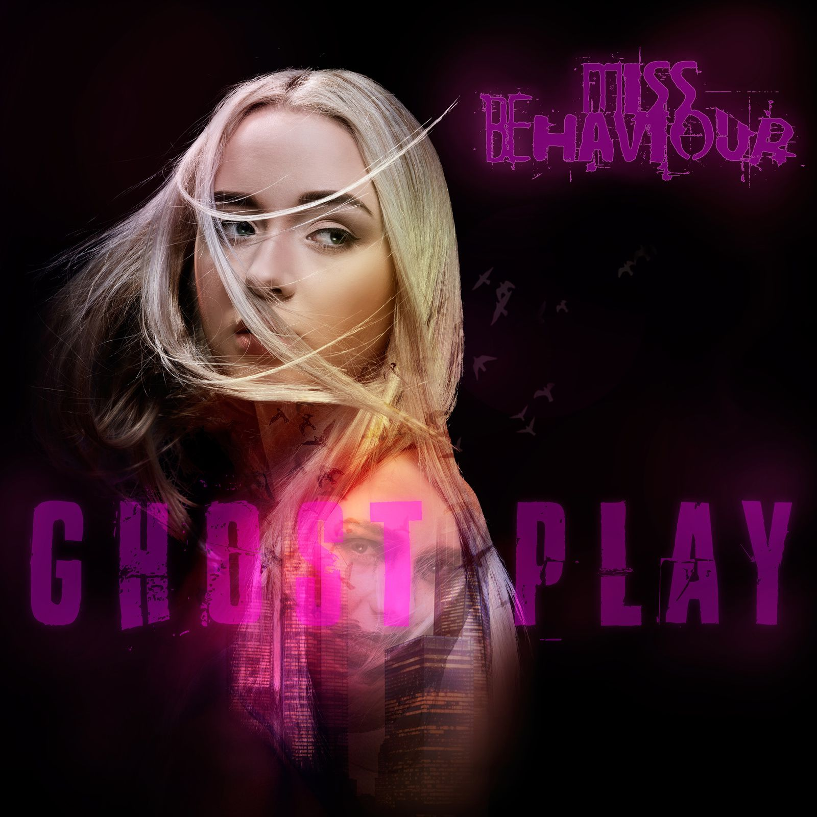 """CD review MISS BEHAVIOUR """"Ghost Play"""""""
