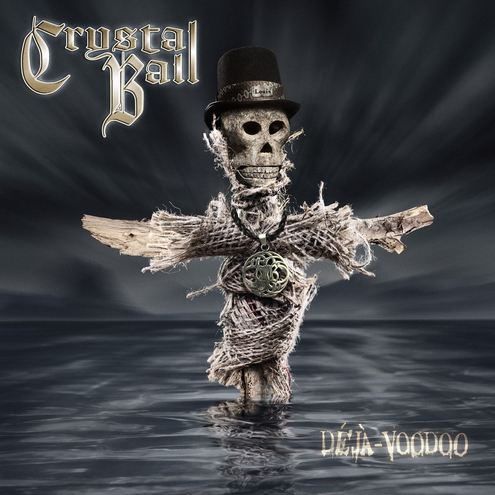 "CD review CRYSTAL BALL ""Deja-Voodoo"""