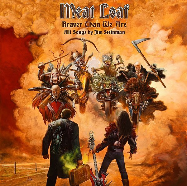 "CD review MEAT LOAF ""Braver Than We Are"""