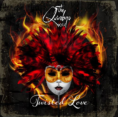 """CD review THE QUIREBOYS """"Twisted Love"""""""