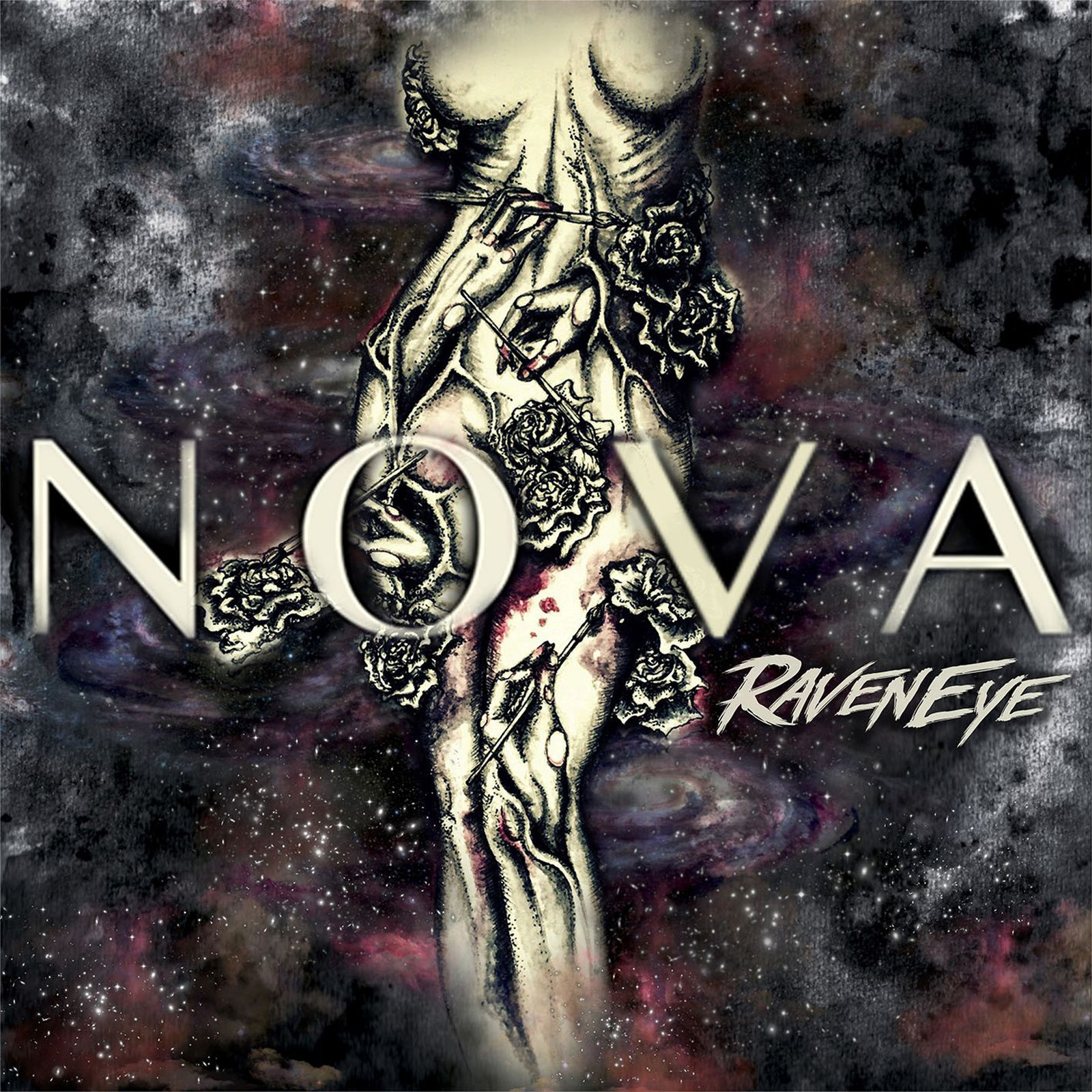 "CD review RAVENEYE ""Nova"""