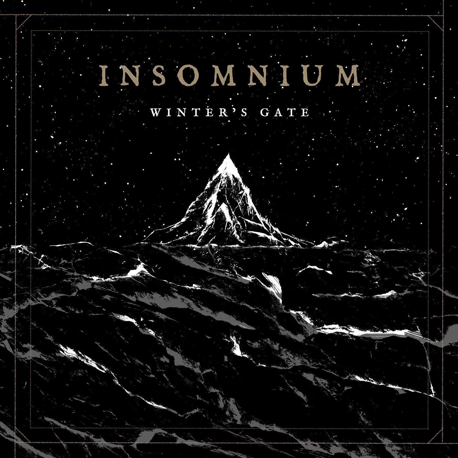 "CD review INSOMNIUM ""Winter's Gate"""