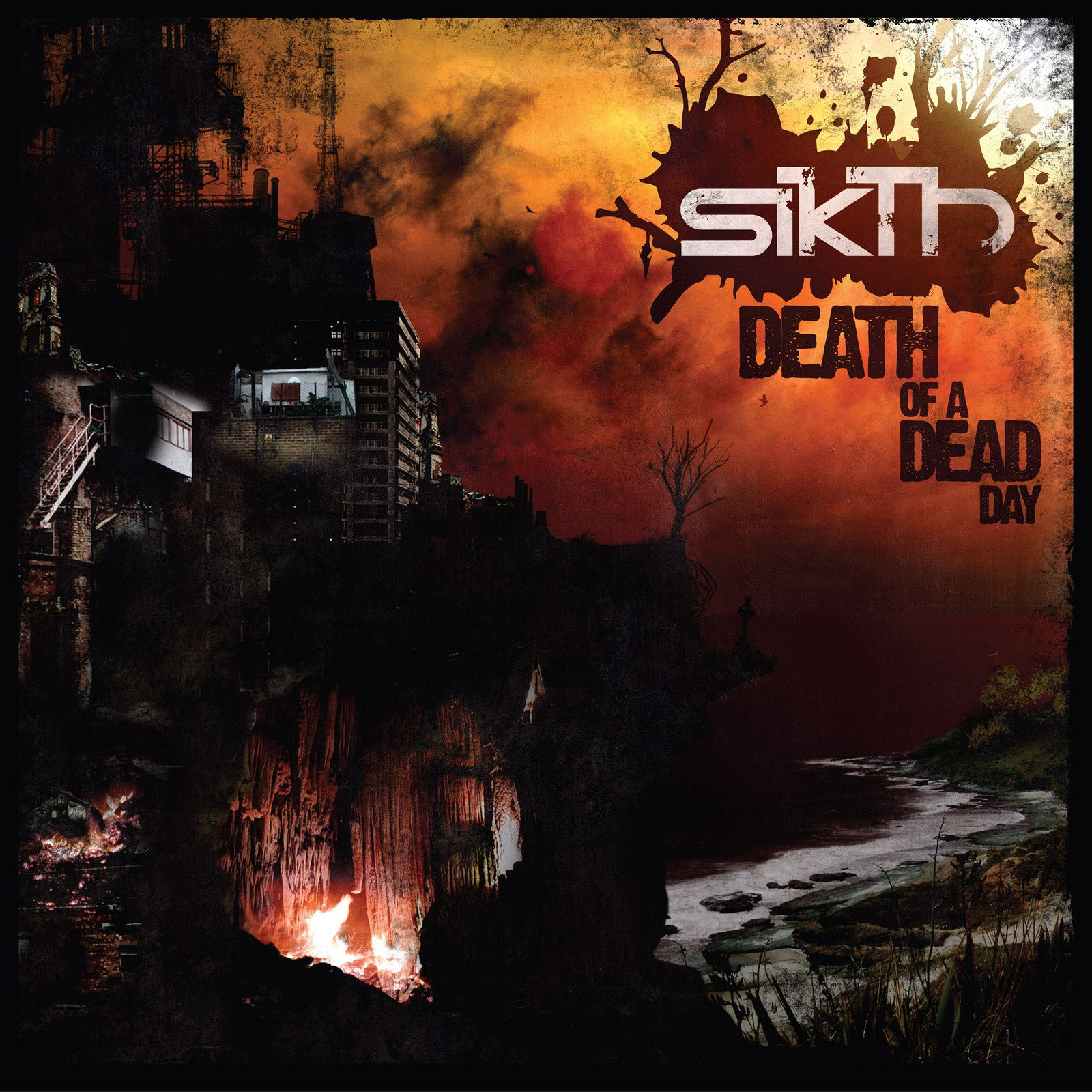 """CD review SIKTH """"Death of a Dead"""" re-release"""