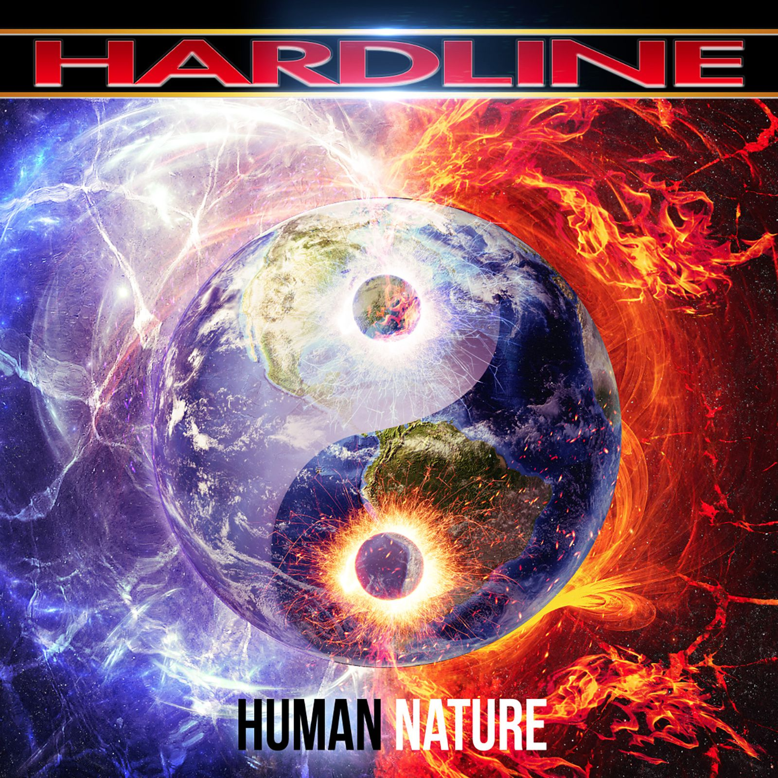 "CD review HARDLINE ""Human Nature"""