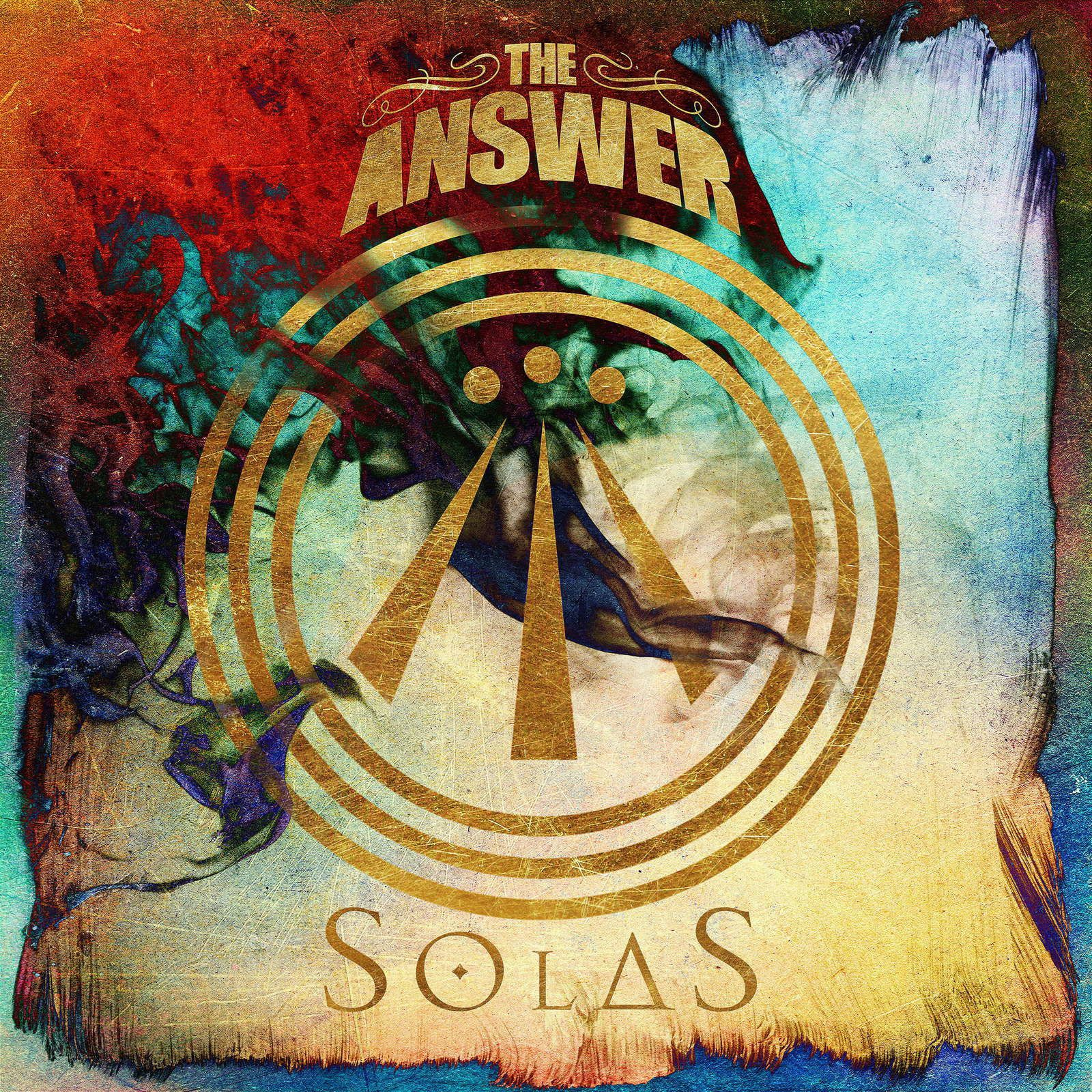 """CD review THE ANSWER """"Solas"""""""