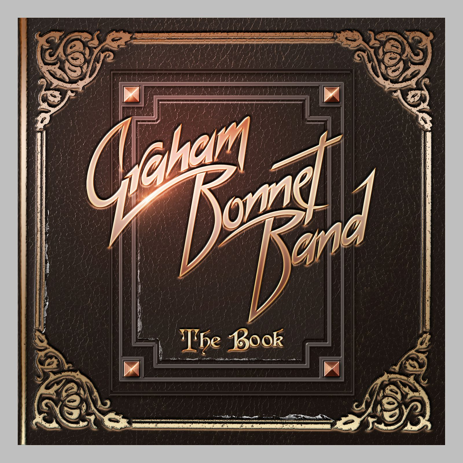 """CD review GRAHAM BONNET BAND """"The Book"""""""
