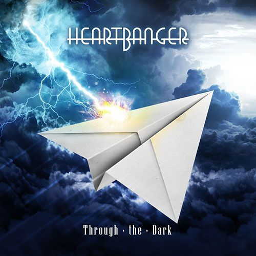 "CD review HEARTBANGER ""Through the Dark"""