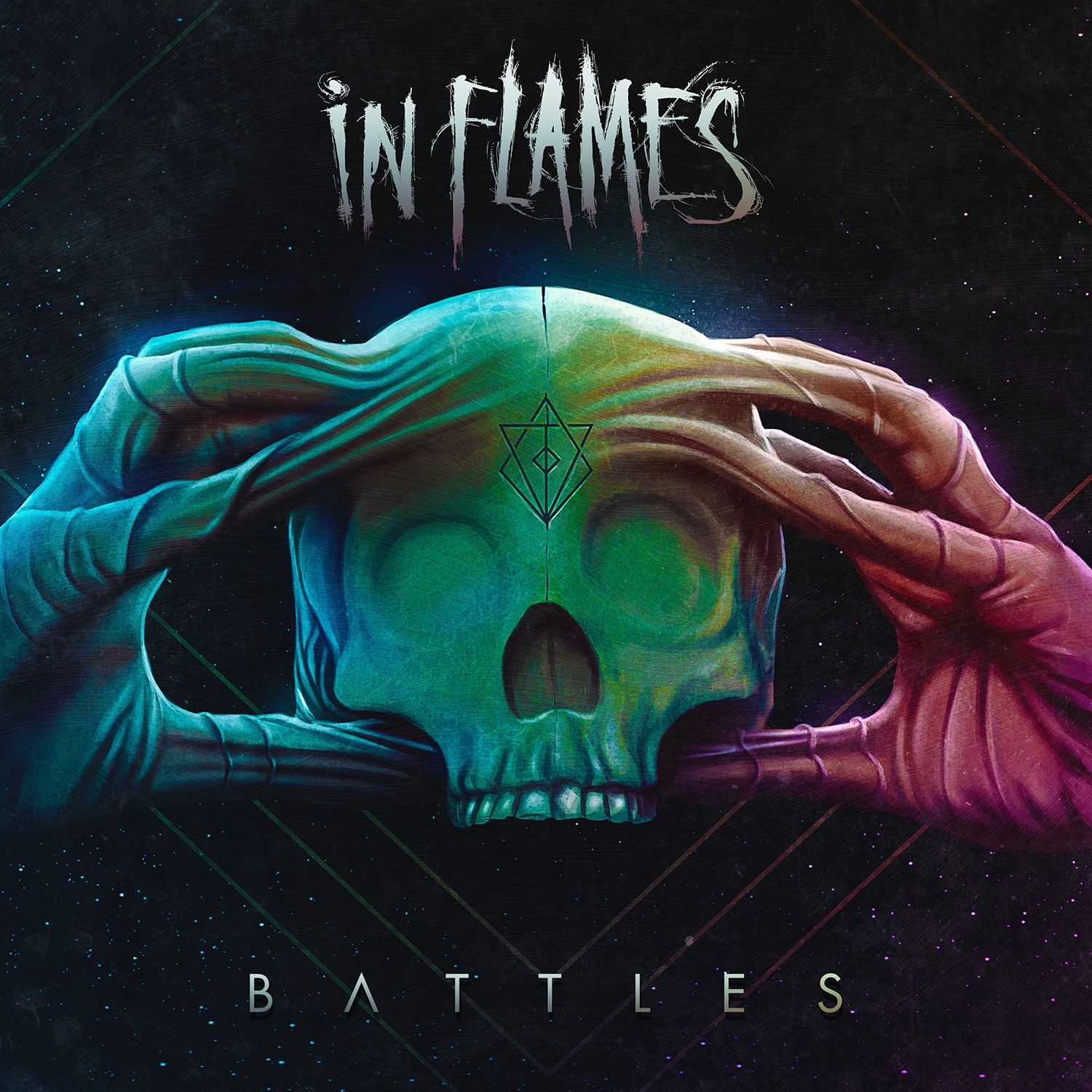 "CD review IN FLAMES ""Battles"""