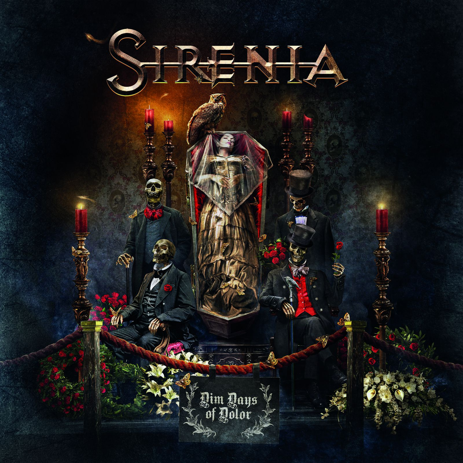 "CD review SIRENIA ""Dim Days of Dolor"""