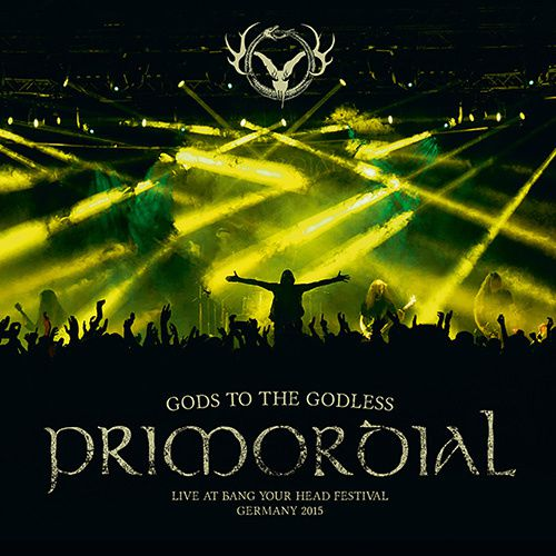 Some news about PRIMORDIAL's coming live album