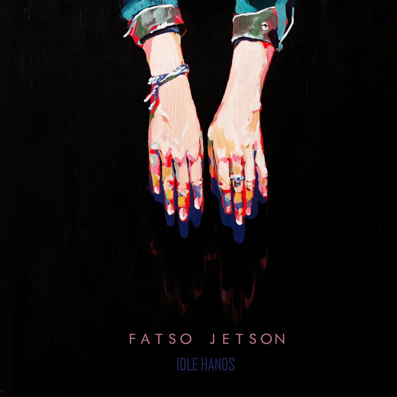 """CD review FATSO JETSON """"Idle Hands"""""""