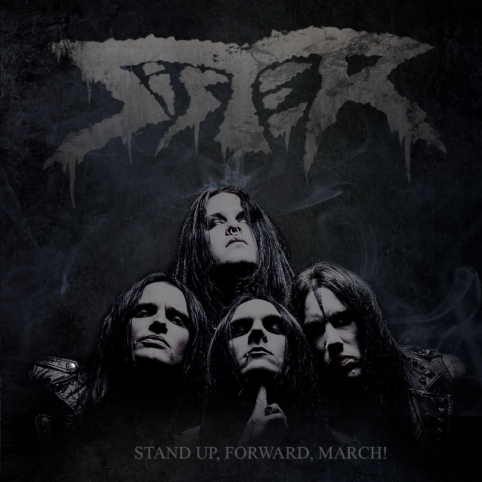 """CD review SISTER """"Stand Up, Forward, March!"""""""