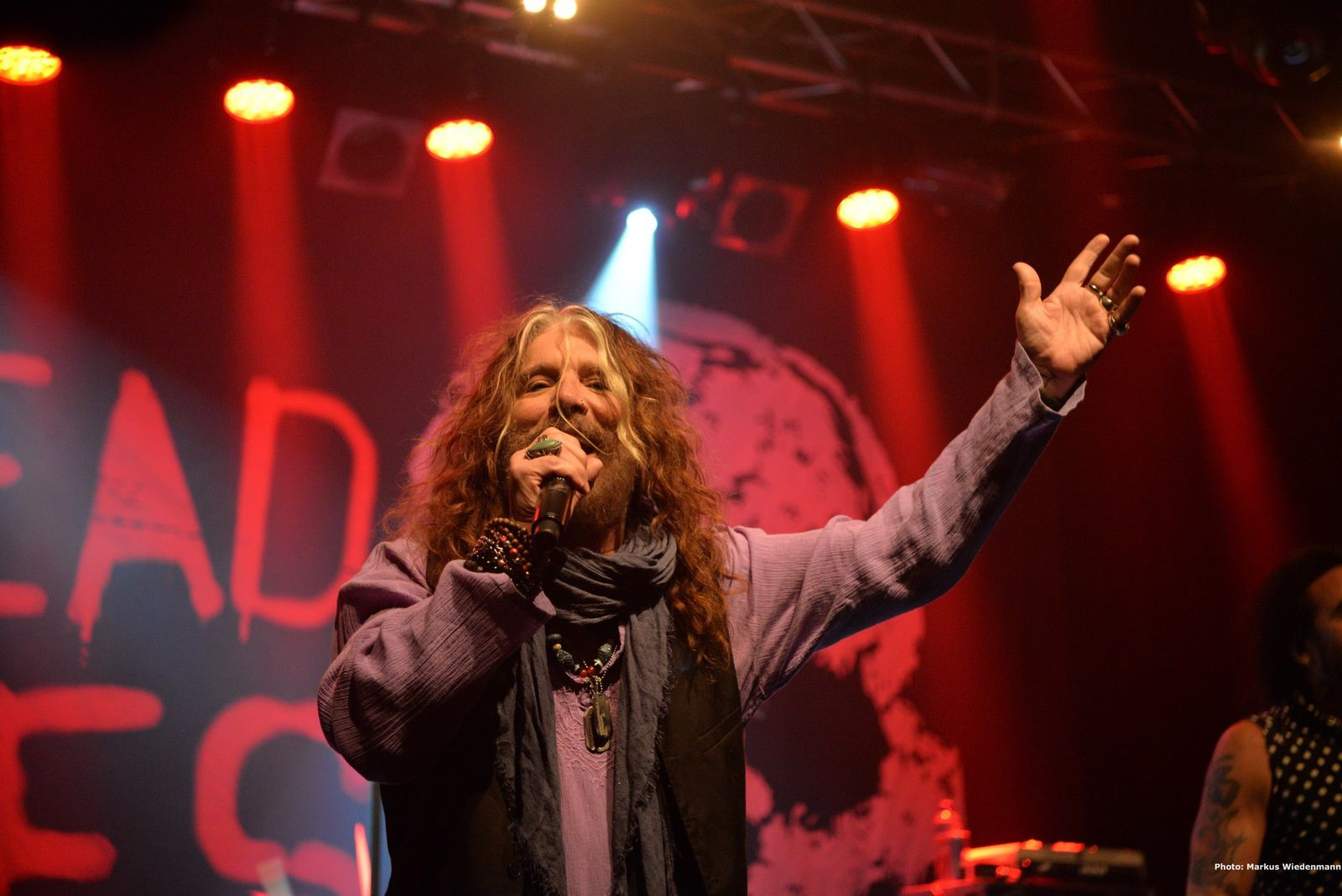 Live review THE DEAD DAISIES / THE ANSWER, De Helling, Utrecht, 25.11.2016