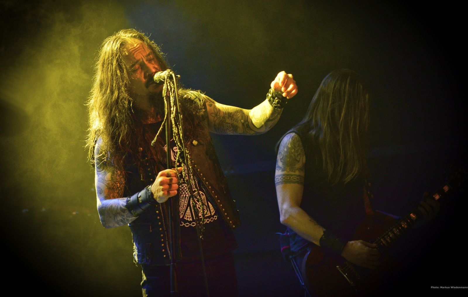 Live review AMORPHIS / LONG DISTANCE CALLING, 013, Tilburg, 01.12.2016