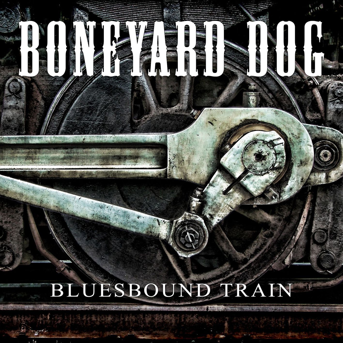 "CD review BONEYARD DOG ""Bluesbound Train"""