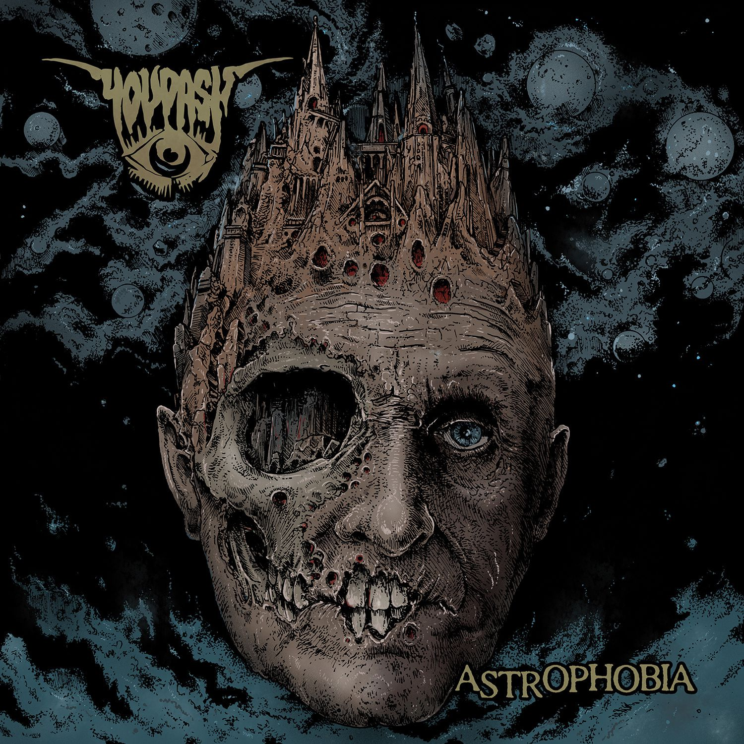 """CD review YOUDASH """"Astrophobia"""""""