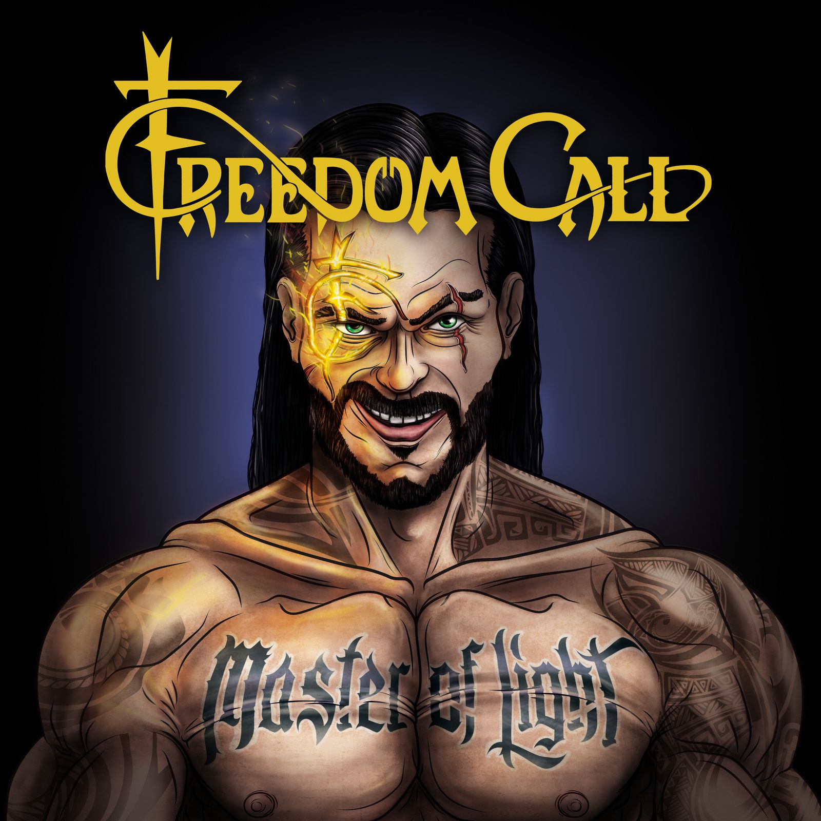 """CD review FREEDOM CALL """"Master of Light"""""""