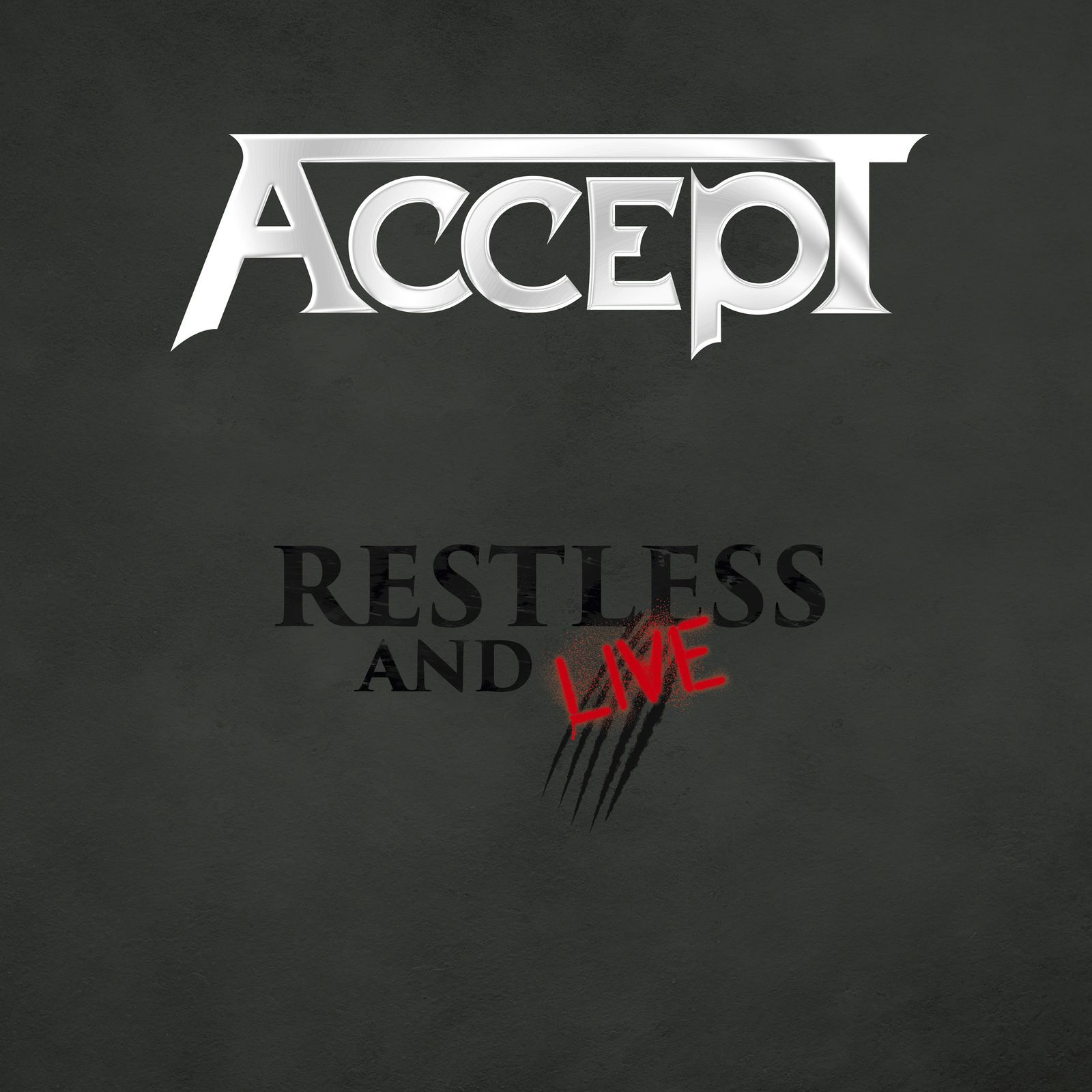 """DVD review ACCEPT """"Restless and Live"""""""