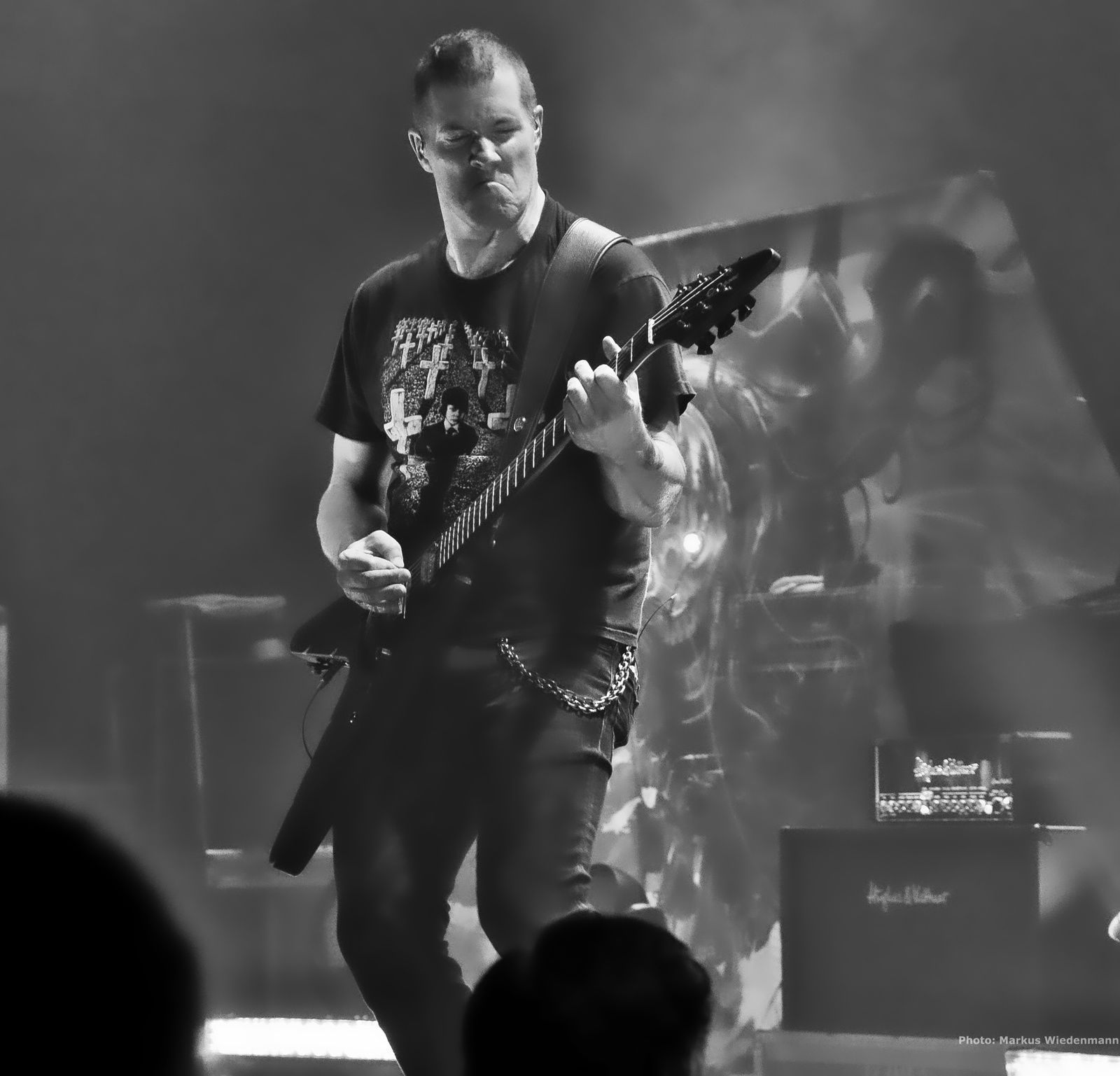 "Interview with Jeff Waters from ANNIHILATOR talking about the new ""Triple Threat"" release"