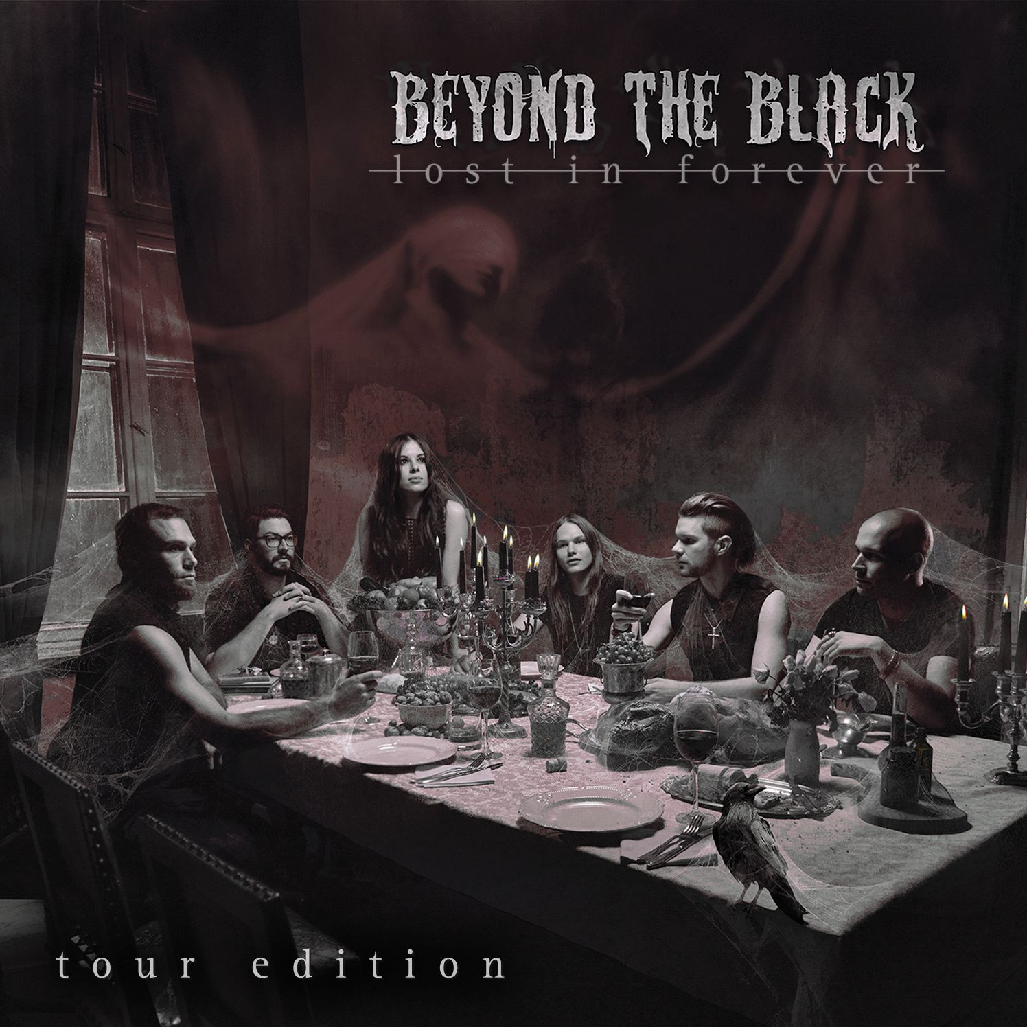 """CD review BEYOND THE BLACK """"Lost in Forever"""" - Tour Edition"""