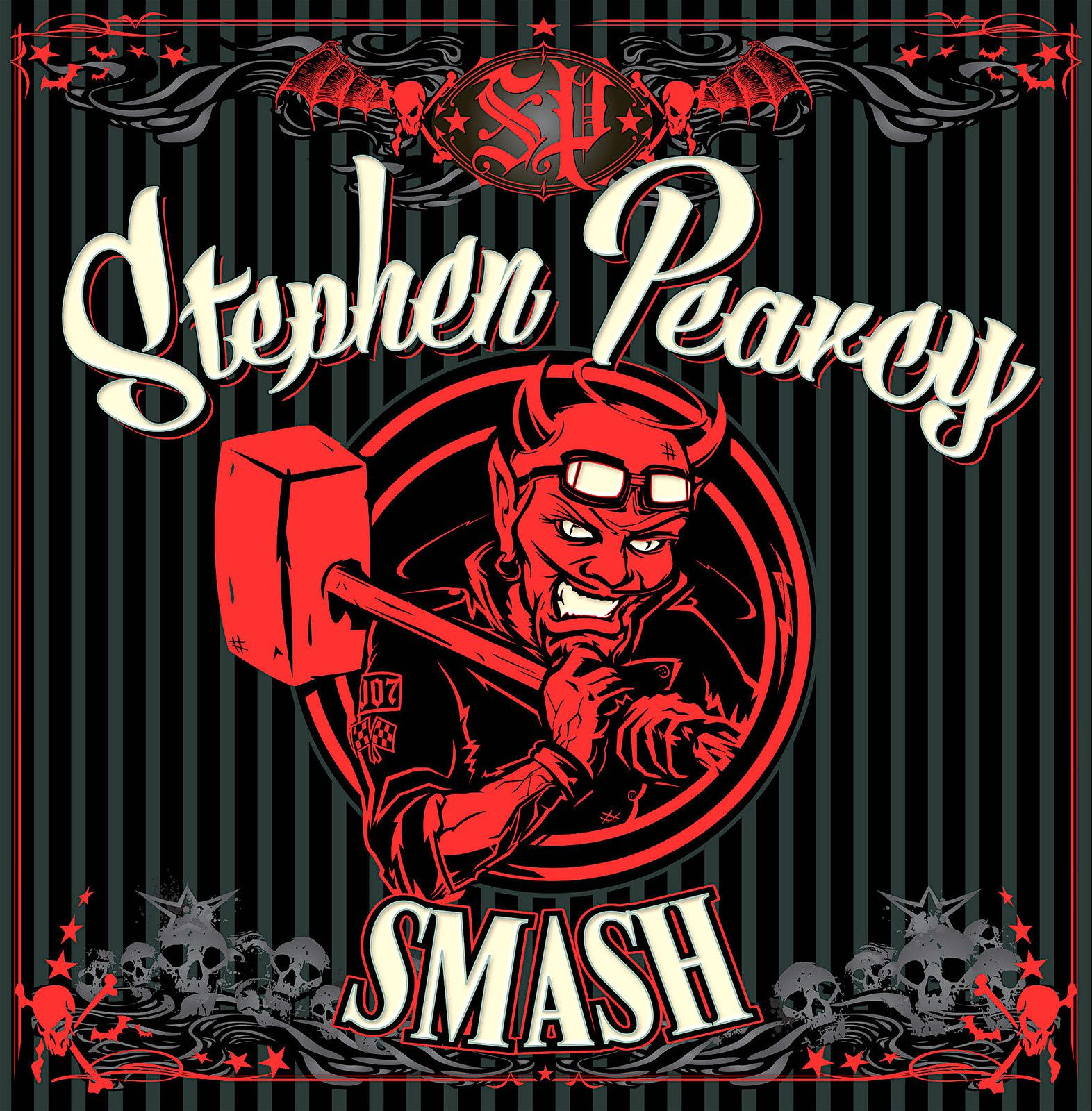 """CD review STEPHEN PEARCY """"Smash"""""""