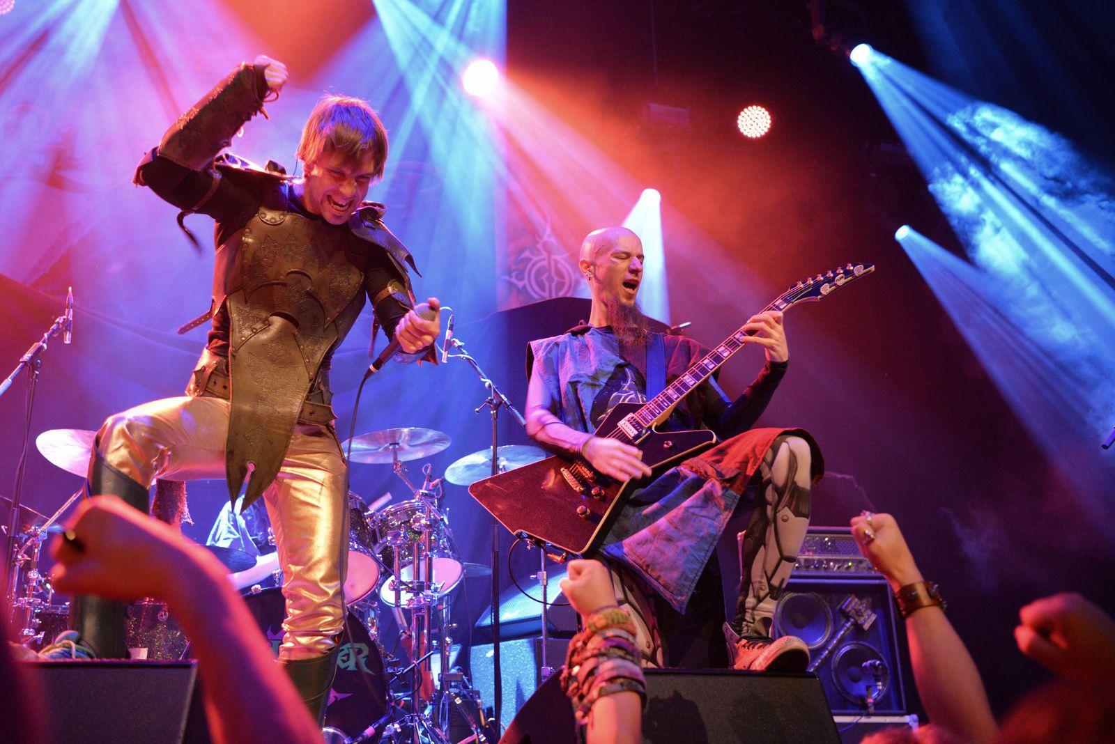 Live review HAMMERFALL/GLORYHAMMER/LANCER, TivoliVredenburg, Utrecht, 16.01.2017