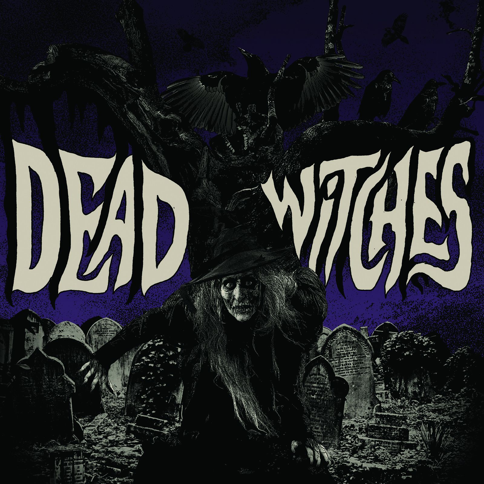 CD review DEAD WITCHES 'Ouija'