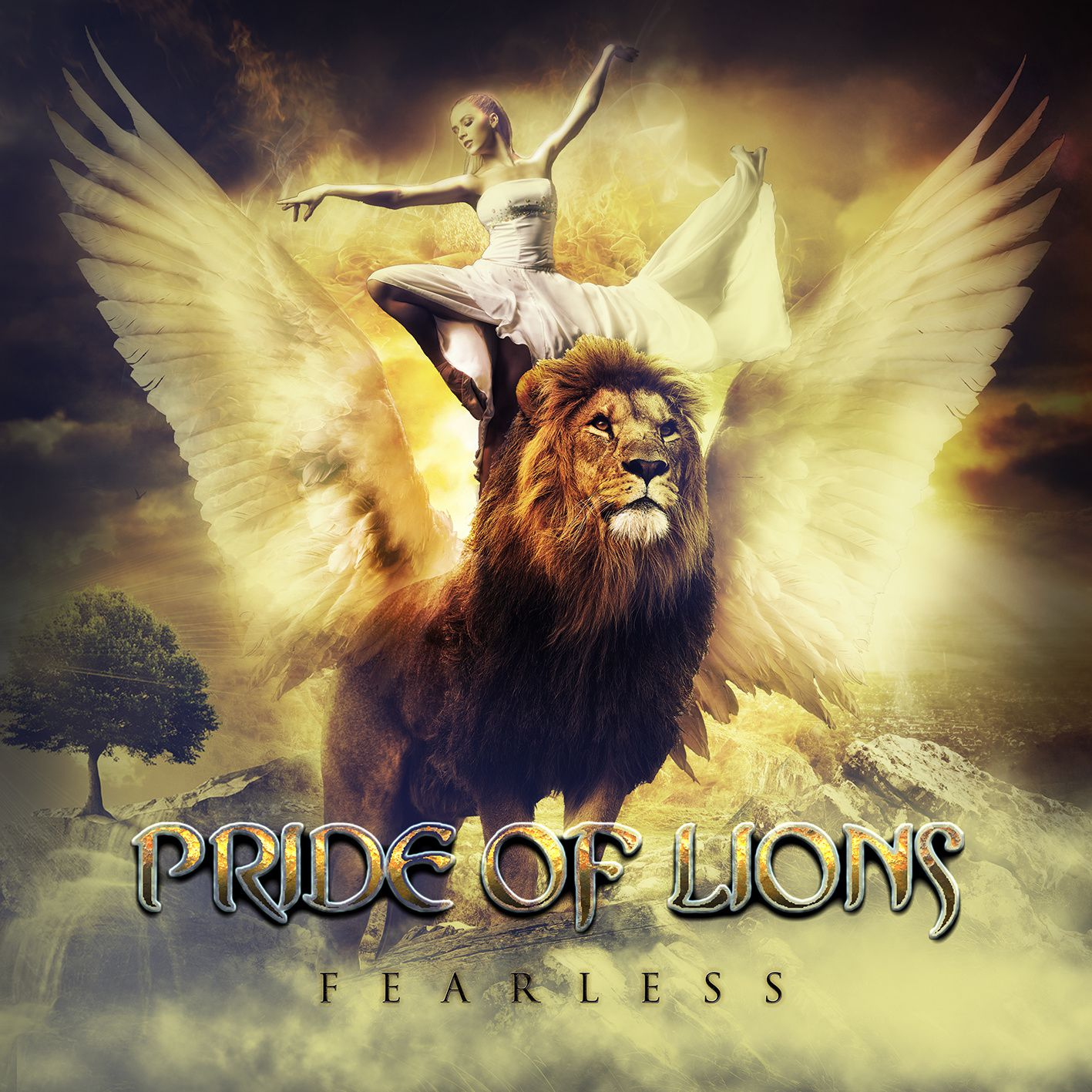 "CD review PRIDE OF LIONS ""Fearless"""