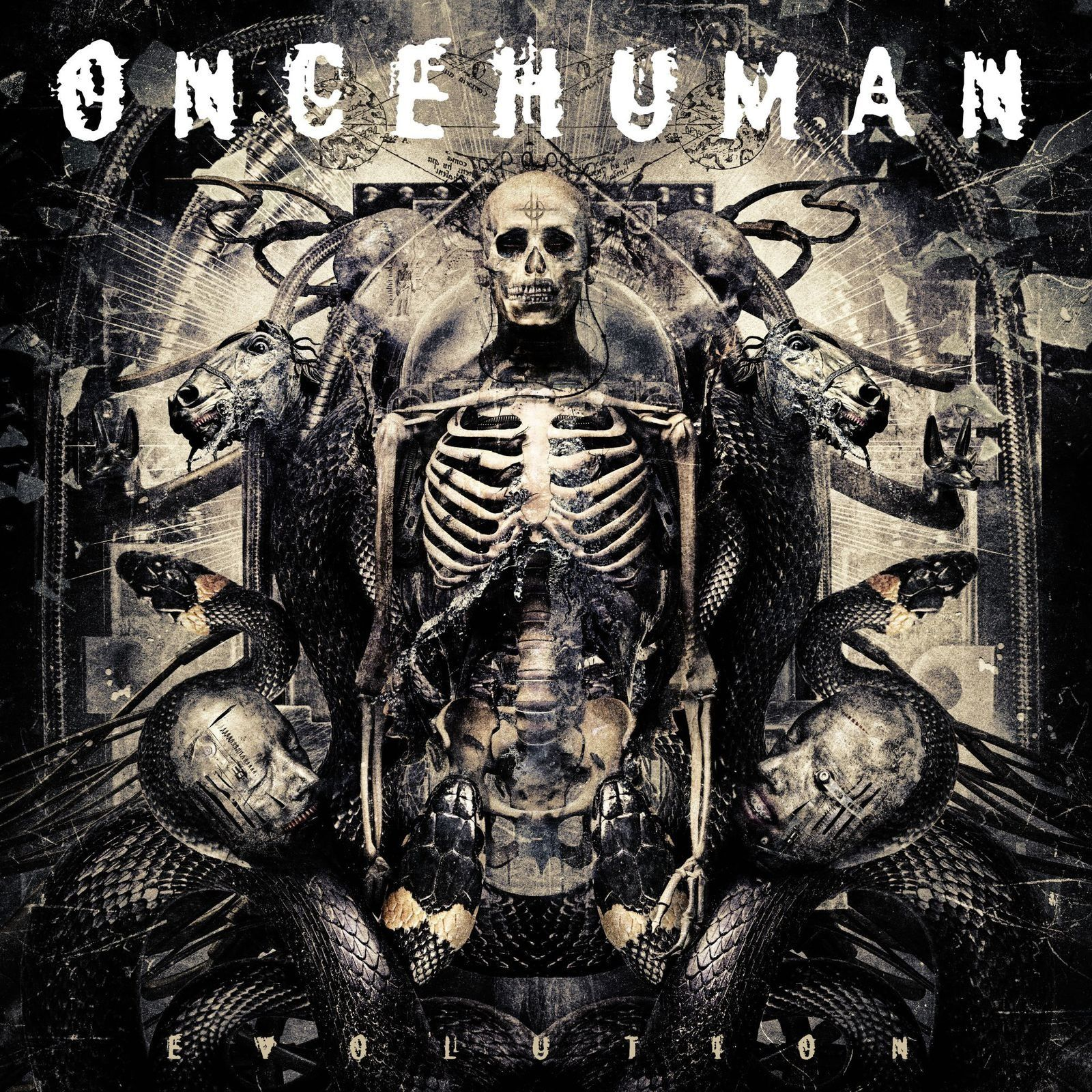 "CD review ONCE HUMAN ""Evolution"""