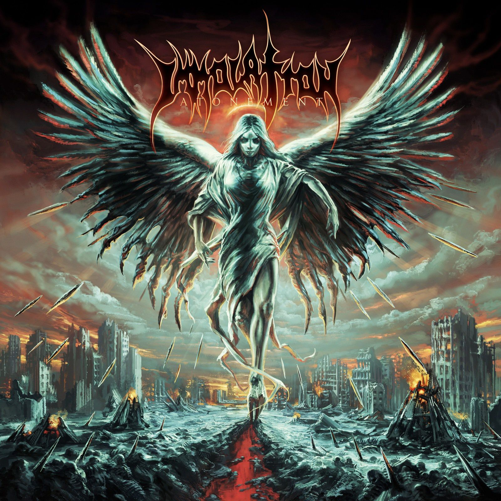 """CD review IMMOLATION """"Atonement"""""""