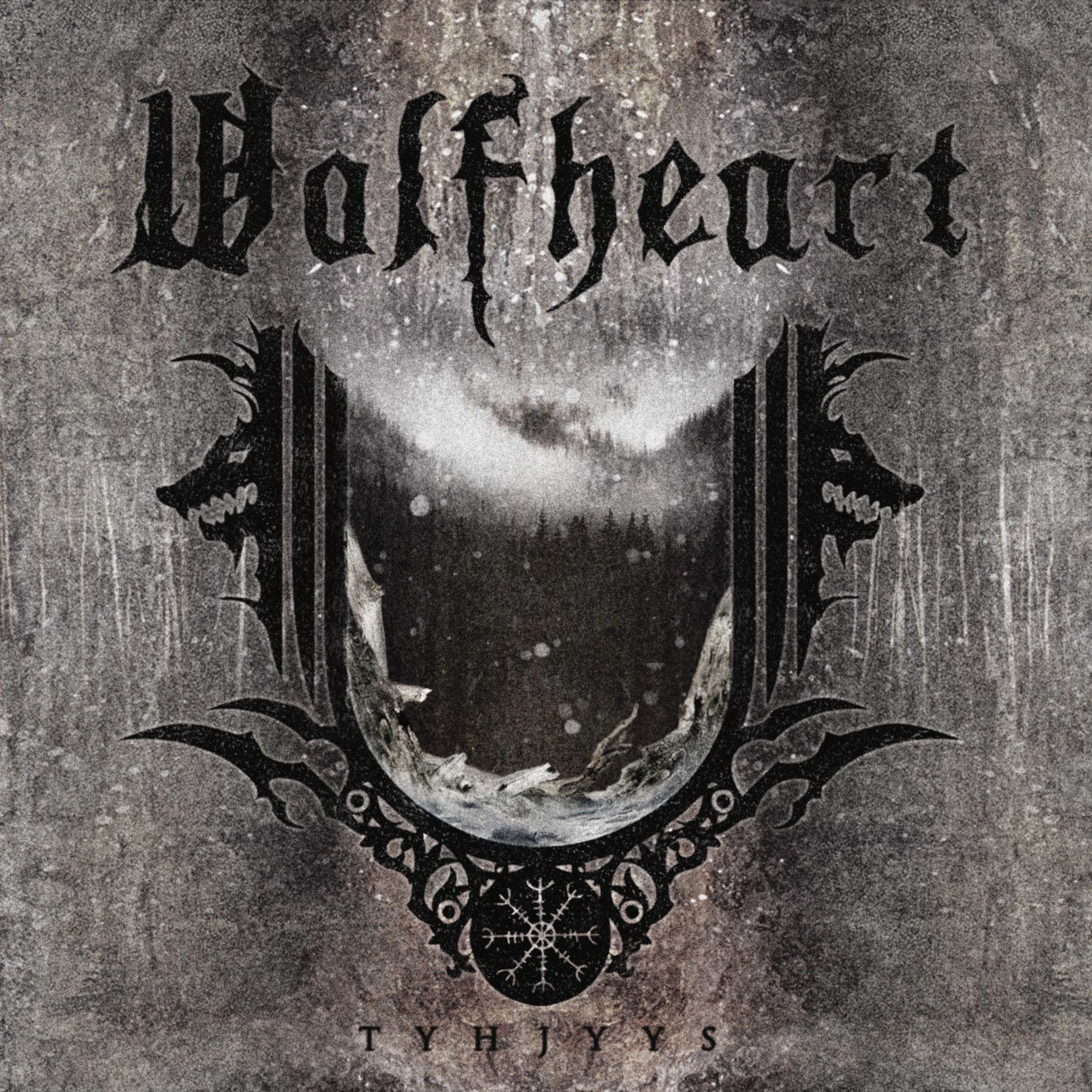 "CD review WOLFHEART ""Tyhiyys"""
