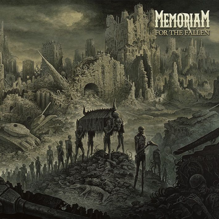 "CD review MEMORIAN ""For the Fallen"""