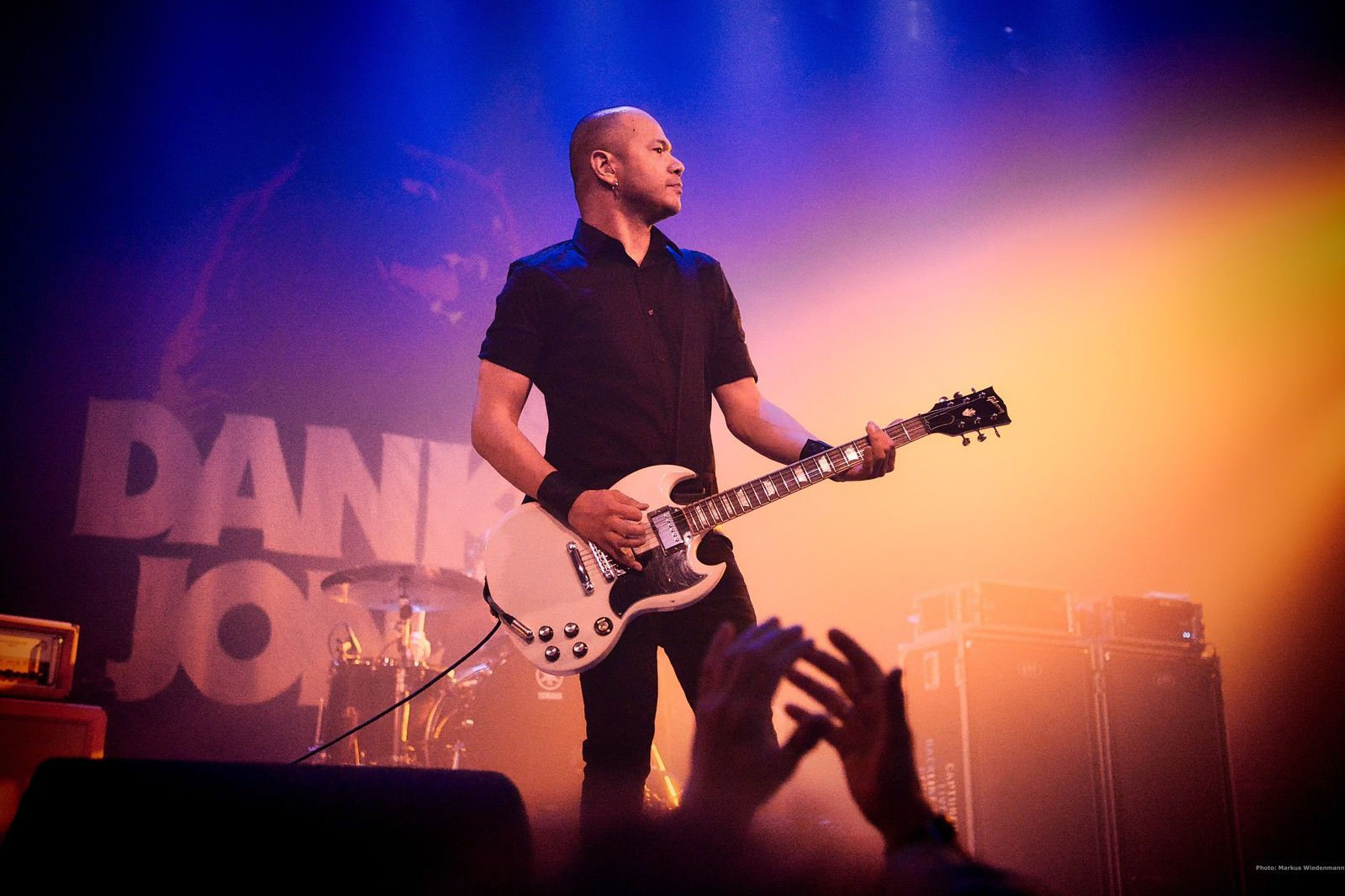 Live Report DANKO JONES /AUDREY HORNE, Melkweg, Amsterdam, 19.03.2017