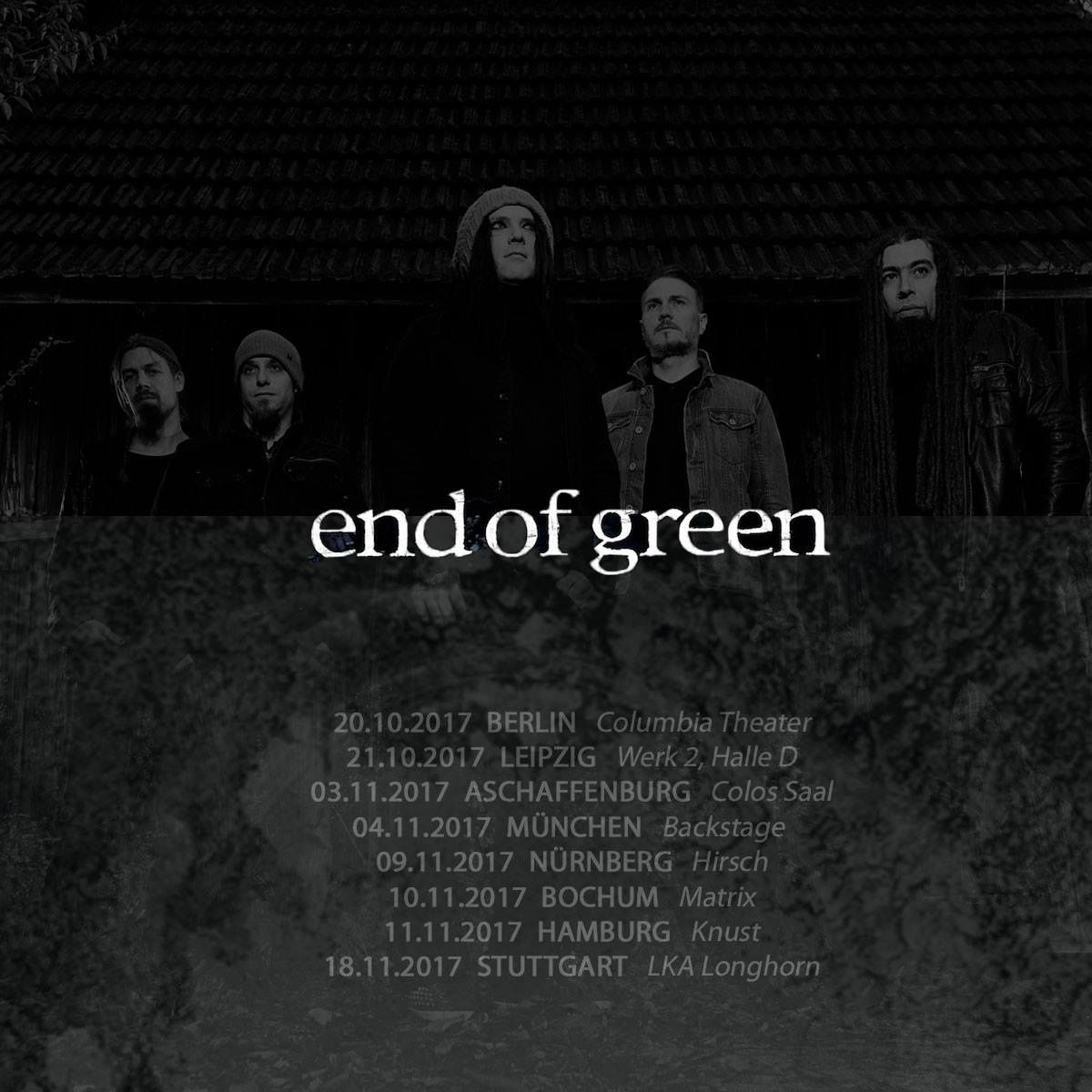 News from end of green