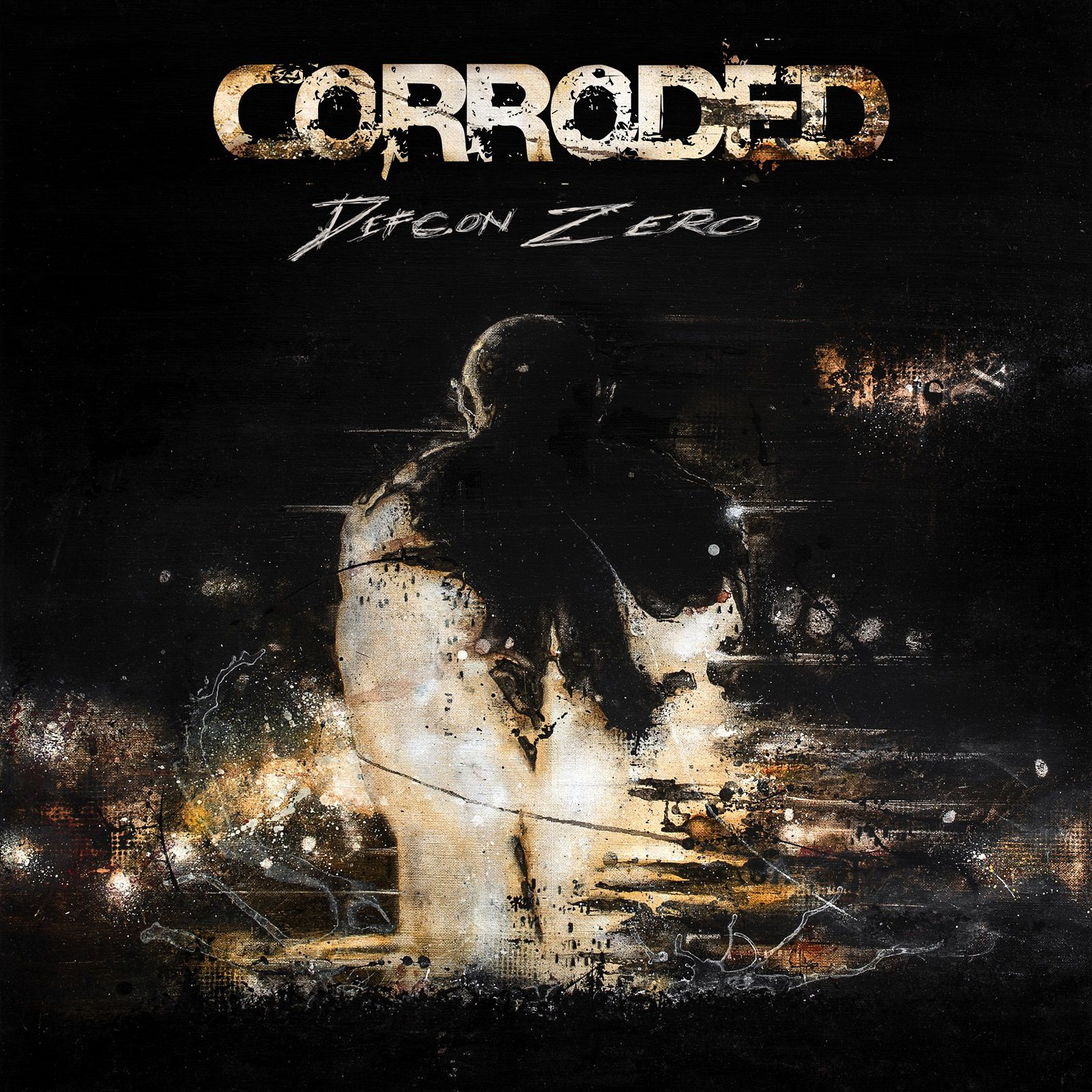 "CD review CORRODED ""Defcon One"""