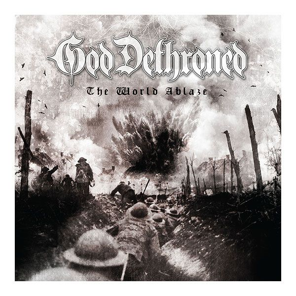 Video and album details of GOD DETHRONED's next album