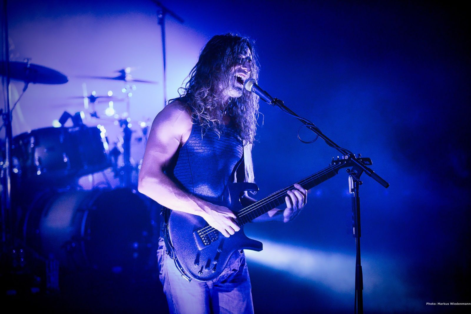 Live report PAIN OF SALVATION / PORT NOIR, Gebr. de Nobel, Leiden, 15.04.2017