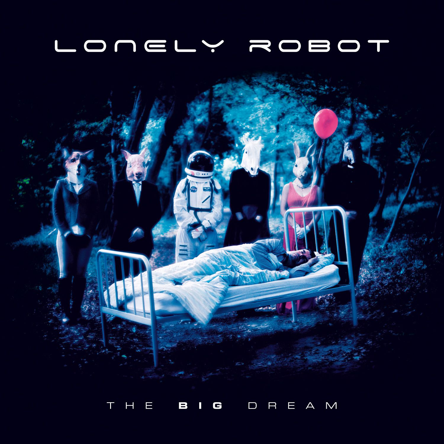 "CD review LONELY ROBOT ""The Big Dream"""
