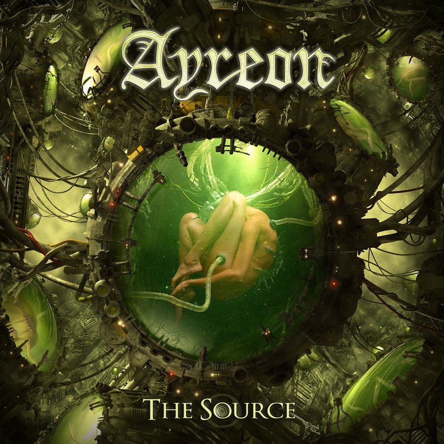 """CD release AYREON """"The Source"""""""