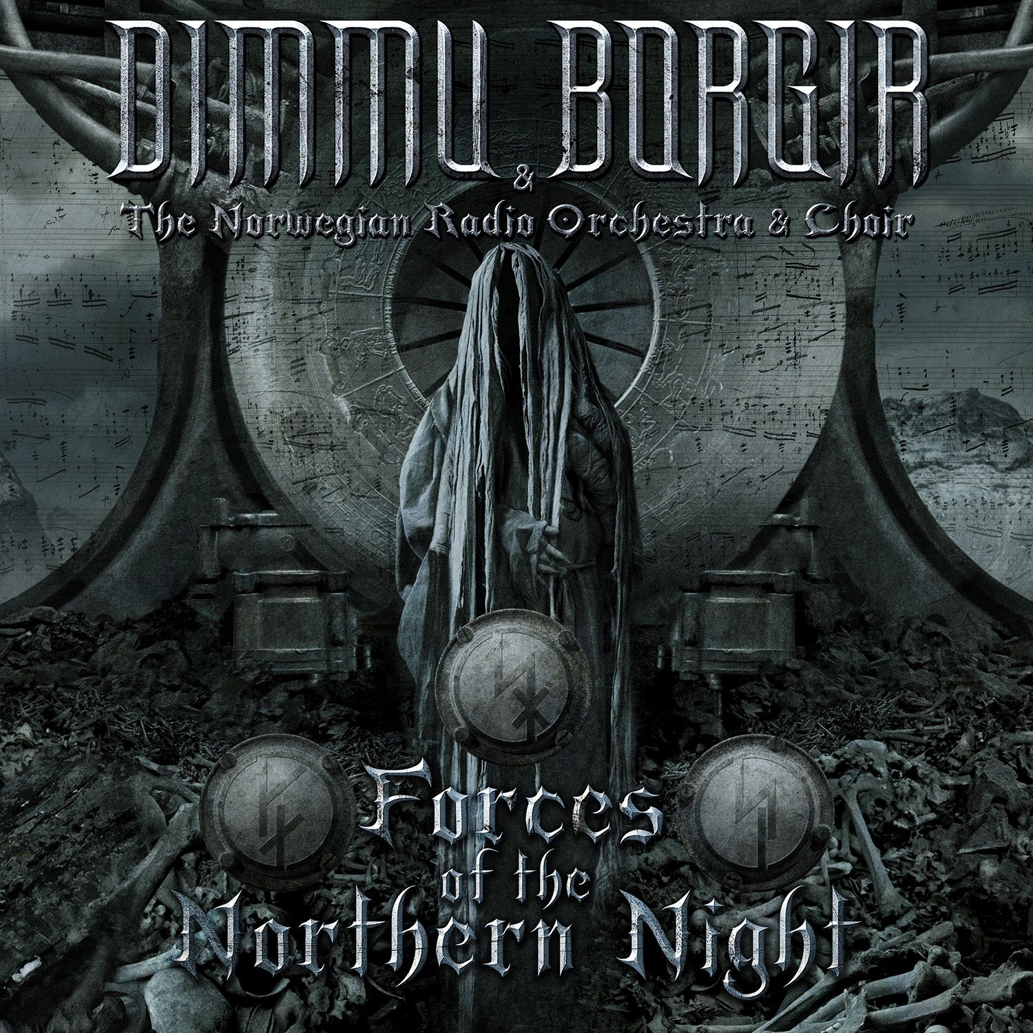 """CD review DIMMU BORGIR """"Forces of the Northern Night"""""""