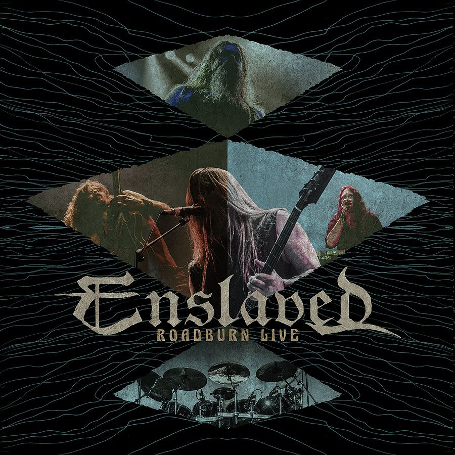 "LP review ENSLAVED "" Roadburn Live"""