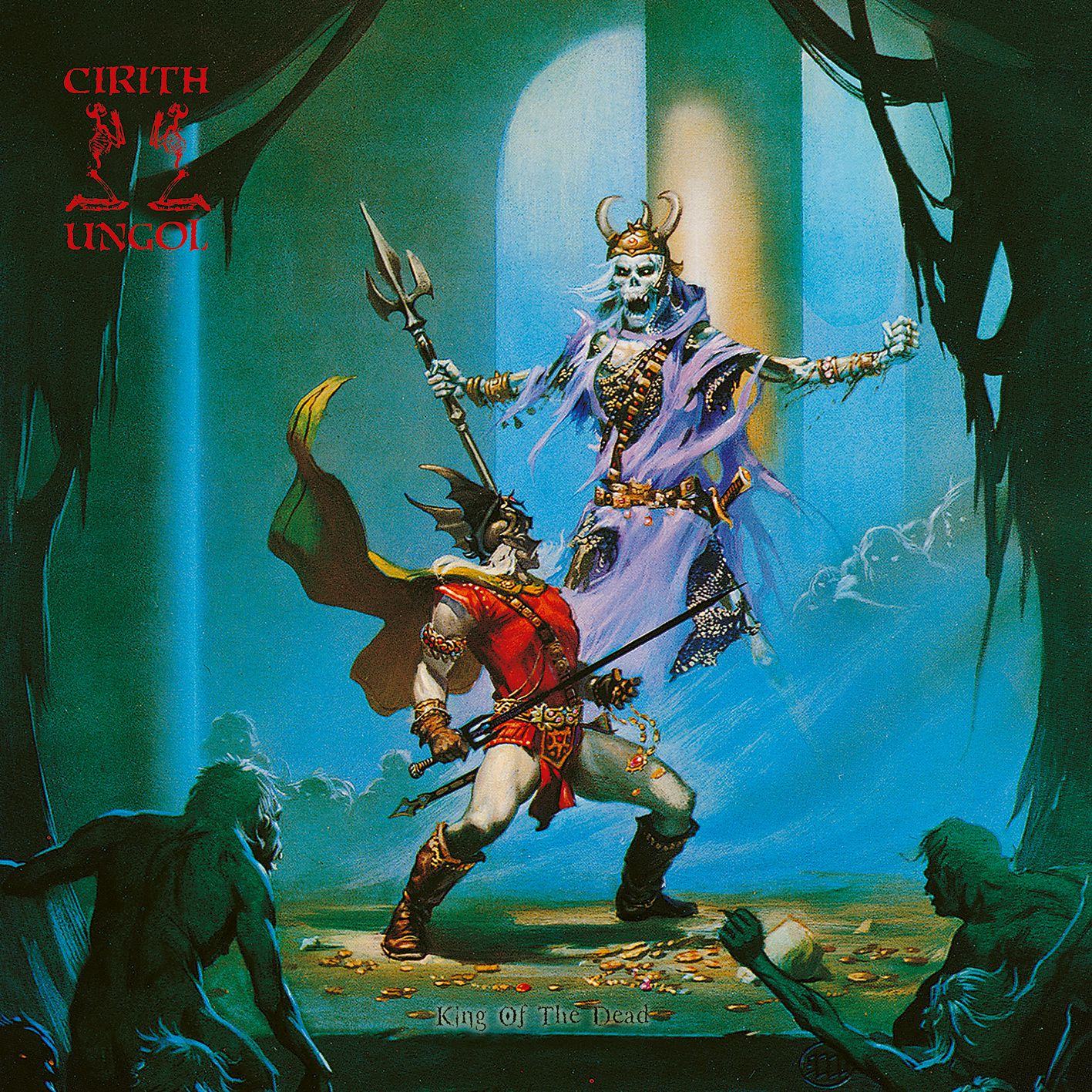 "CD review CIRITH UNGOL ""King of the Dead"""