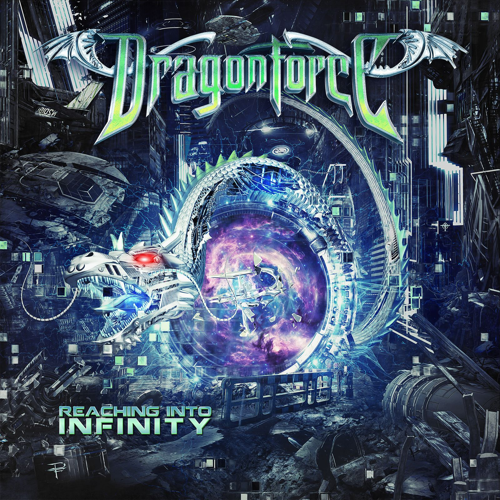 "CD review DRAGONFORCE ""Reaching Into Infinity"""