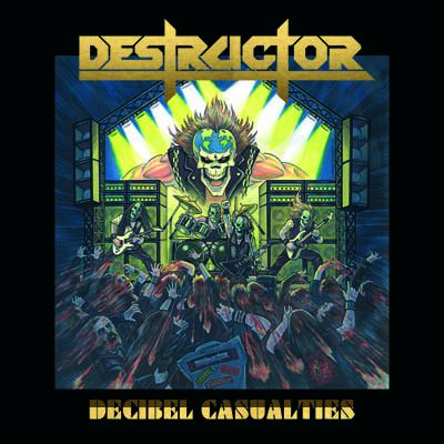 "CD review DESTRUCTOR ""Decibel Casualities"""