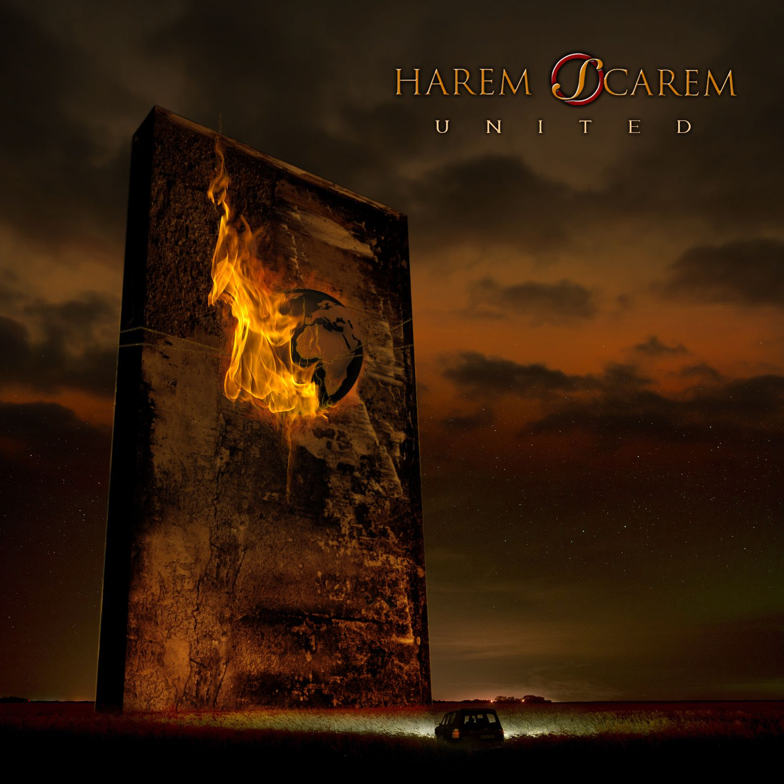 "CD review HAREM SCAREM ""United"""
