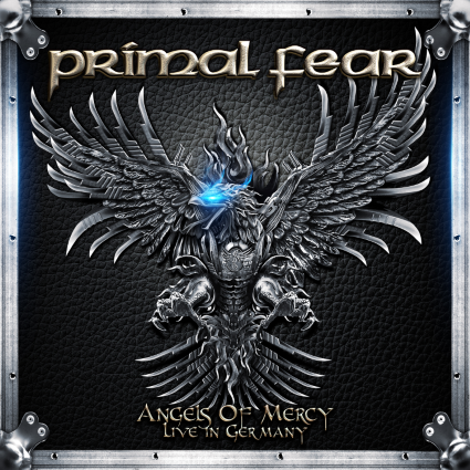 """CD review PRIMAL FEAR """"Angels of Mercy - Live in Germany"""""""
